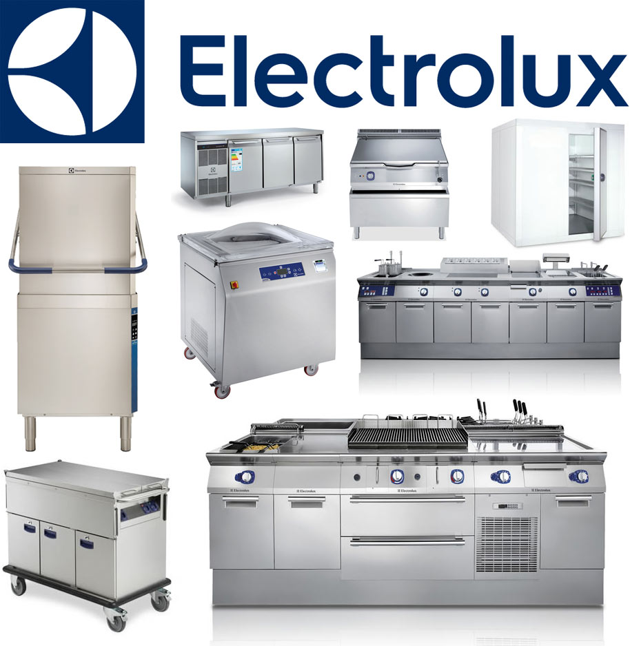 Electrolux commercial Equipment