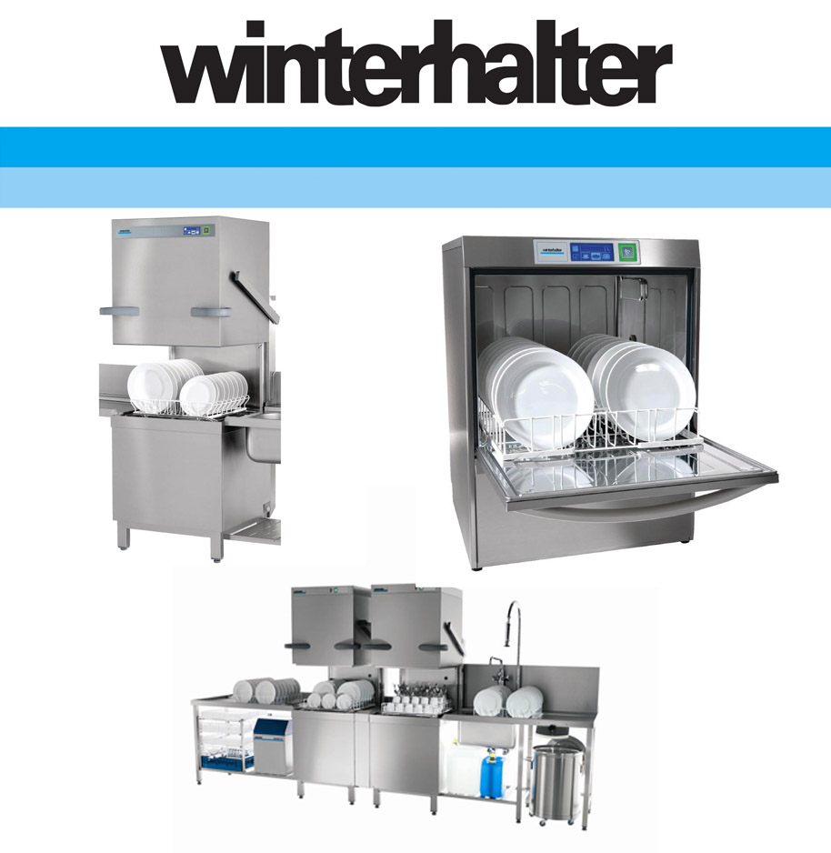 Winterhalter Warewashing Equipment