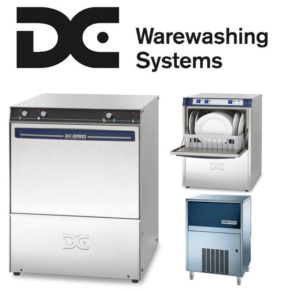 DC Warewashing and Icemaking Systems